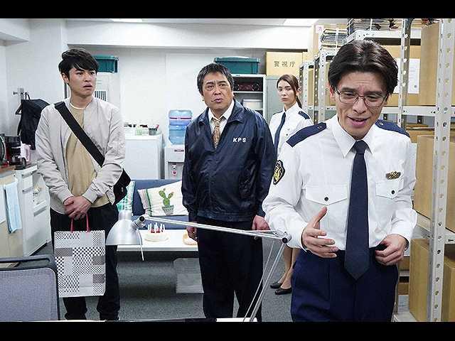 第八話 2019/5/20放送 「芸術は爆発だ!またもや明石…