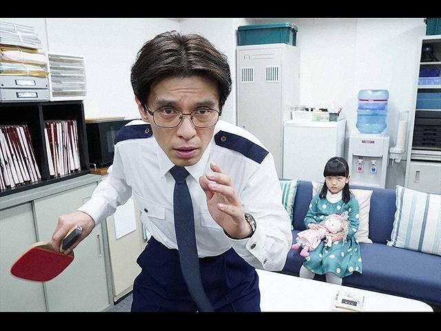 第十一話 2019/6/10放送 「部下にシンナー男の危険が…