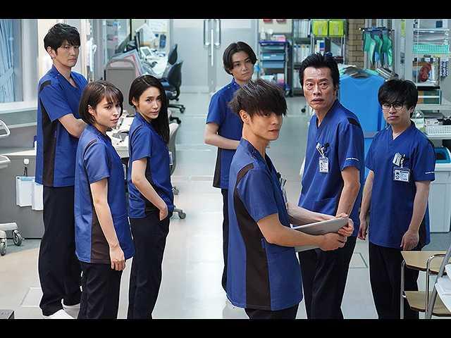 #6 2019/5/13放送 運命の緊急手術!!この命を守れ