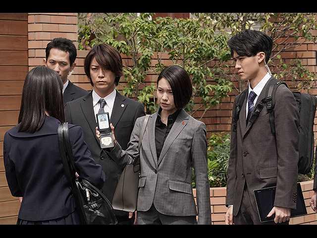 #4 2019/5/2放送 取調室緊迫の攻防!姫川VS女子高生 …