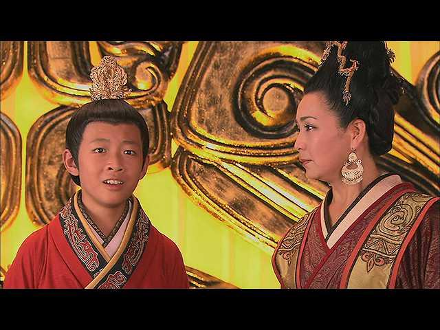 #17 (字幕版)皇帝 劉恭の怒り