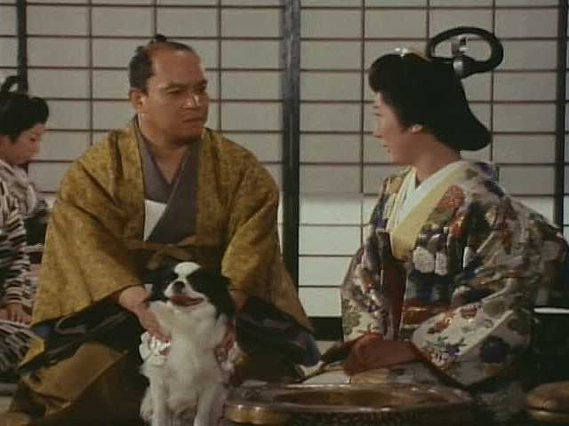 第11話 犬将軍とお端女中