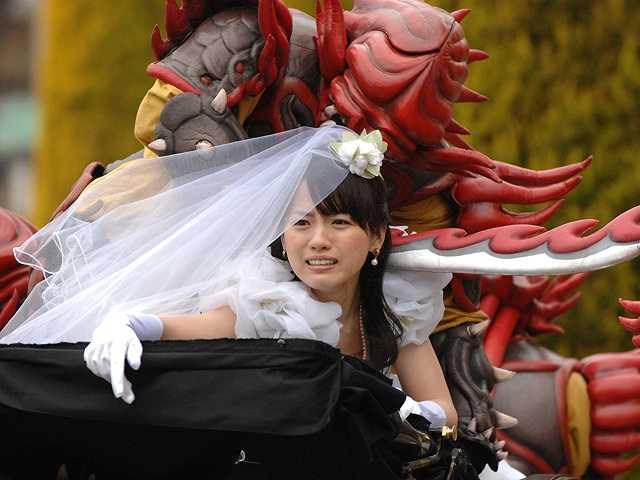 第八幕 花嫁神隠