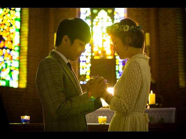 #12 (字幕版)二人だけの結婚式