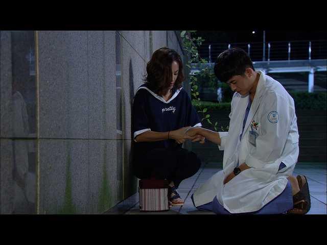 第57話 (字幕版)医者と調理師の共通点 心変わりした…