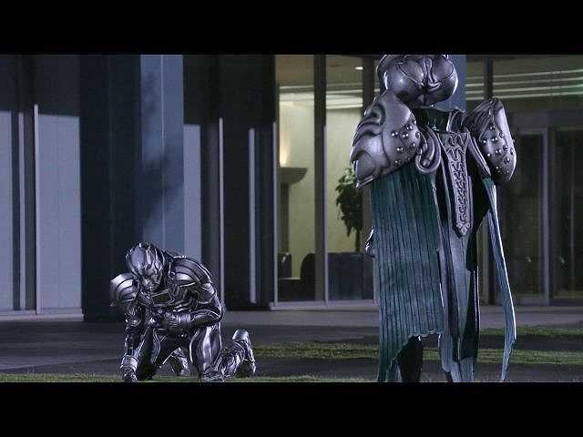 第11話 「暗黒の聖夜を防ぐのはだれか」