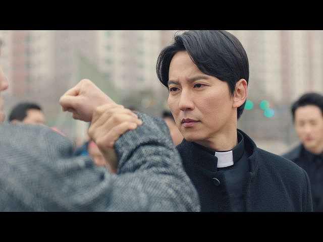 #3 (字幕版)司祭と悪徳社長