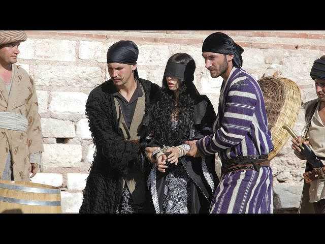 第6話 (字幕版)囚われの王女