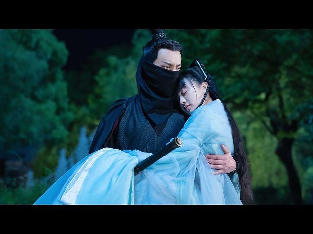 第1話 (字幕版)眠れぬ宮中の美女