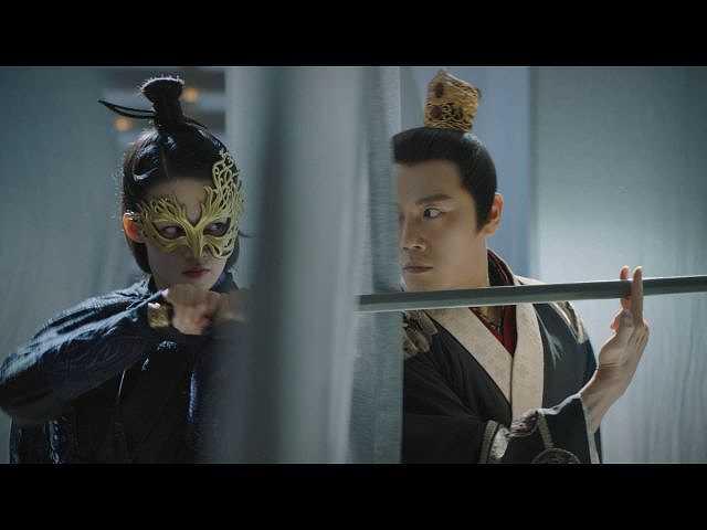 第1話 (字幕版)凄腕の女刺客