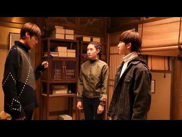 第7話 (字幕版)日本からの留学生