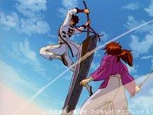 第五幕 逆刃刀対斬馬刀・闘いの果てに!