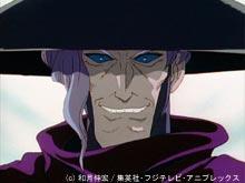 第六幕 闇からの訪問者・黒笠現る!