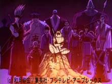 【無料】第三十幕 復讐の悪鬼・志々雄真実の謀略
