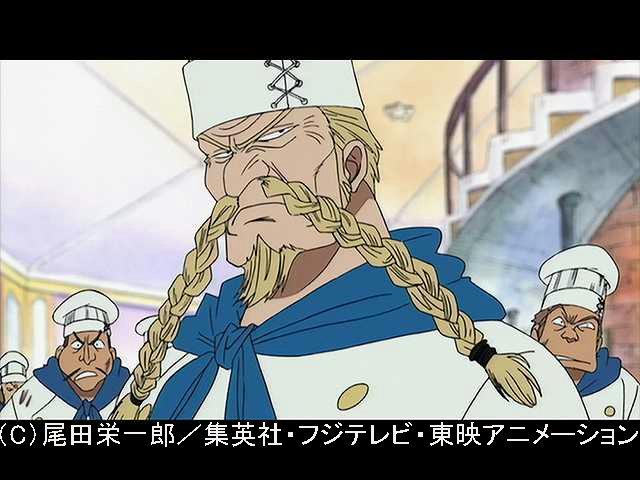 #23 守れバラティエ!大海賊・赫足のゼフ