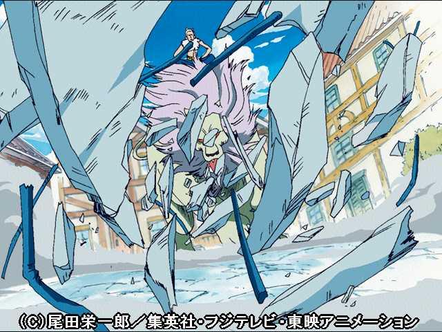 【無料】#6 絶体絶命!猛獣使いモージVSルフィ!