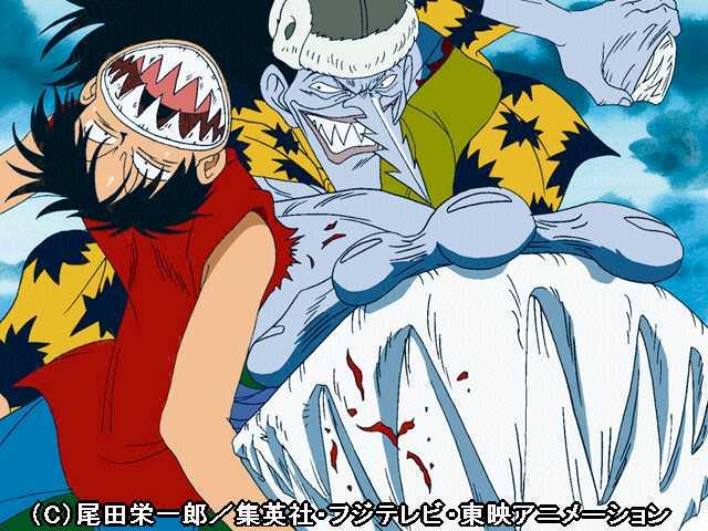 【無料】#42 炸裂!魚人アーロン 海からの猛攻撃!