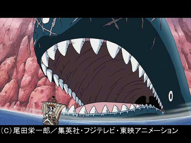 #63 男の約束!ルフィとクジラ再会の誓い