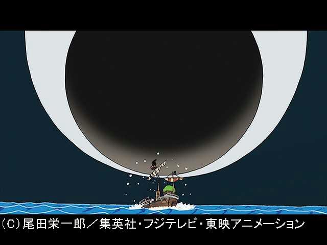 #62 最初の砦?巨大クジラ・ラブーン現る