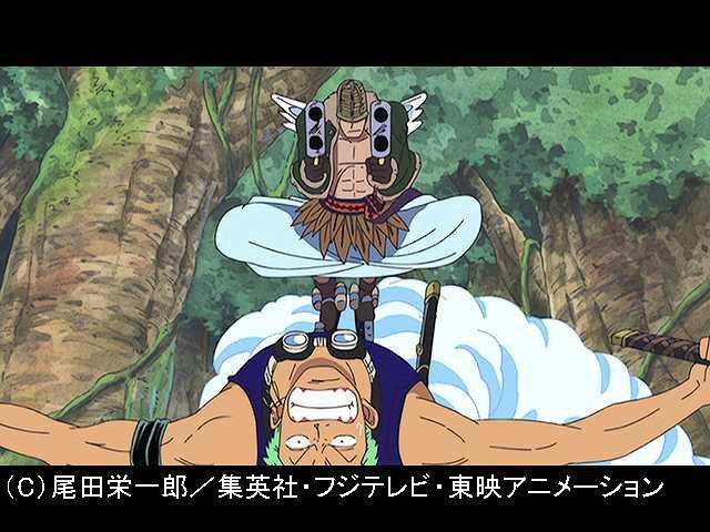 #170 空中の激戦!海賊ゾロVS戦士ブラハム