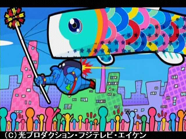 鉄人28号ガオ!2013年5月放送分