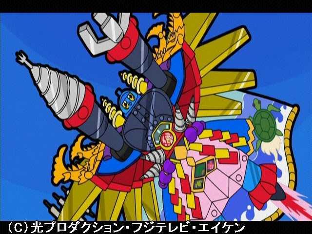 鉄人28号ガオ!2013年10月放送分