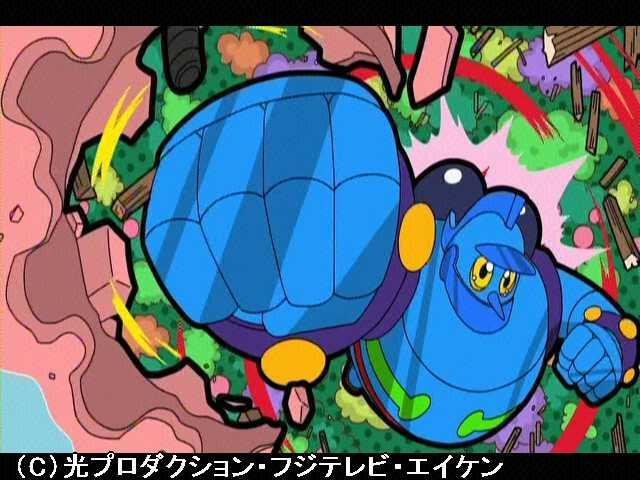 鉄人28号ガオ!2013年11月放送分