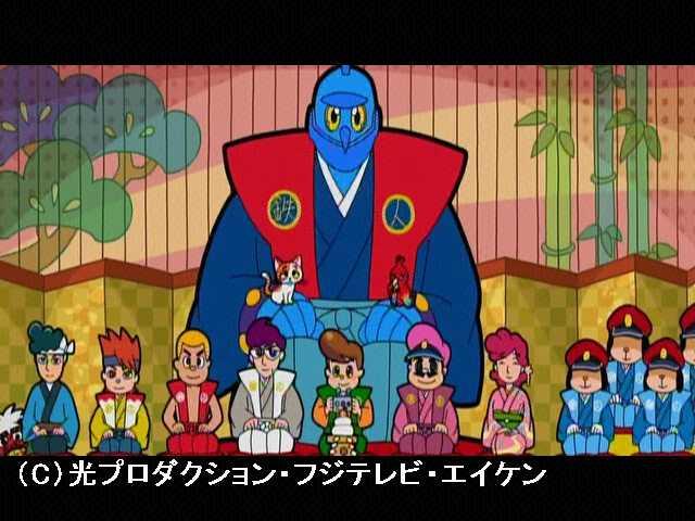 鉄人28号ガオ!2014年1月放送分