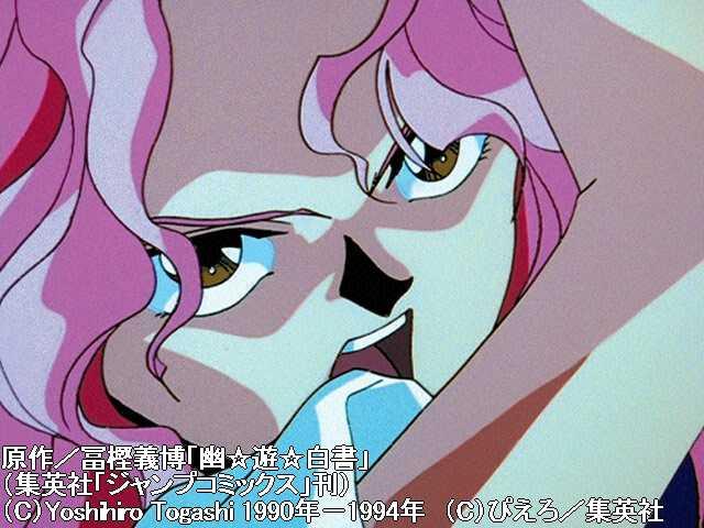 第49話『残された力!幻海の死闘』