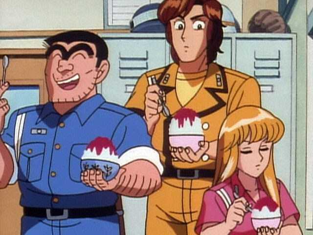 #5 カキ氷でスキスキー