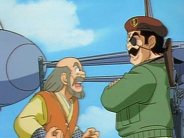 #88 撃沈!忍者じいさん