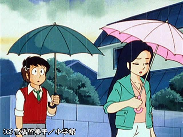 #30 美少女は雨とともに