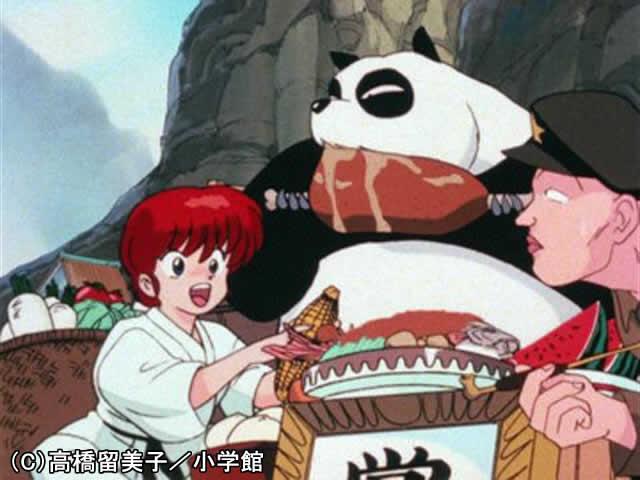 #21 オレは男だ!らんま中国へ帰る?