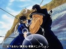 #11 巌流島に死剣舞う!対決!桃VS赤石
