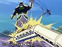 #12 裏切り者!巨大化ロボット・バイコング