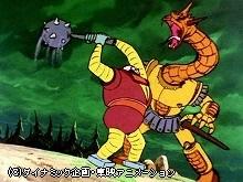 #75 決死の攻撃!ゴーゴン機械獣