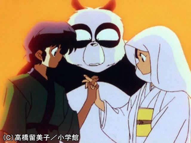 #127 幸せのパンダ伝説