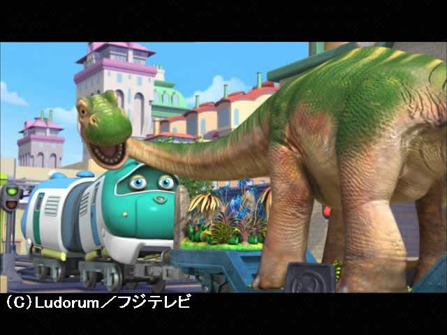 #14 ウィルソンと恐竜