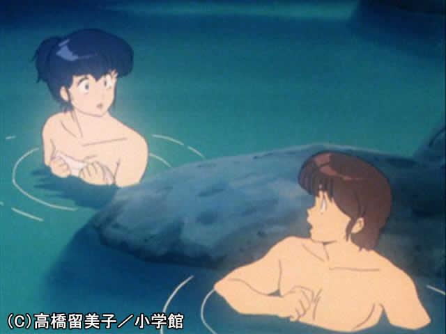#62 ヤッタ!響子と混浴 露天ぶろで二人きり