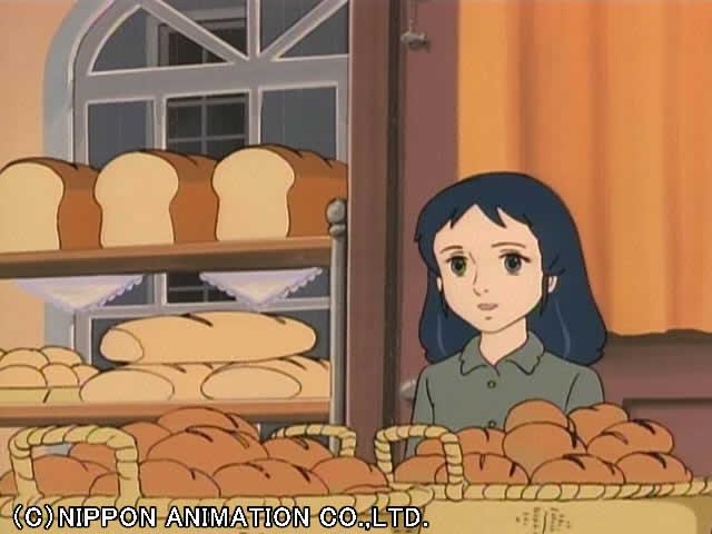 #23 親切なパン屋さん