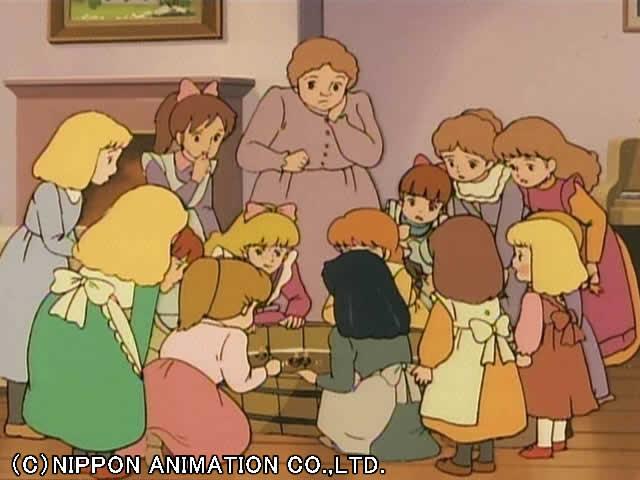 #41 妖精たちのパーティ