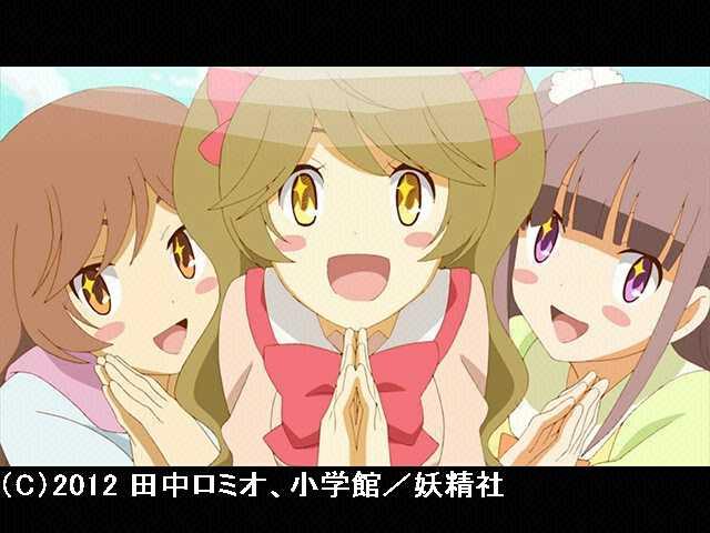 #1 妖精さんの、ひみつのこうじょう episode1