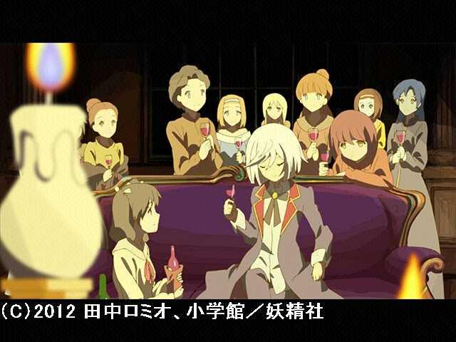 #3 妖精さんたちの、さぶかる episode1