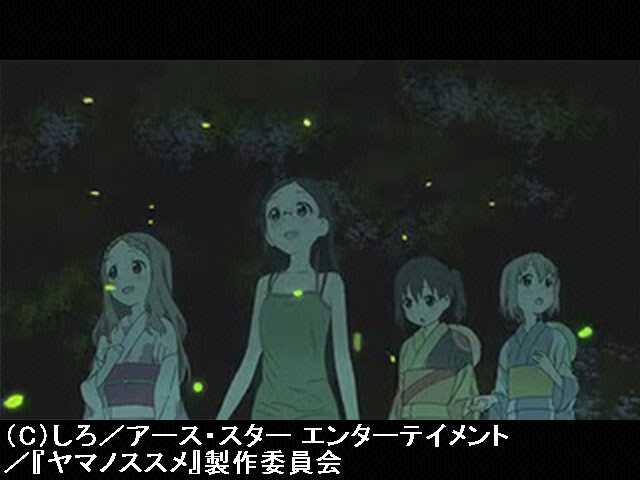 #13~14 不思議なホタルの物語/お母さんと霧ヶ峰!