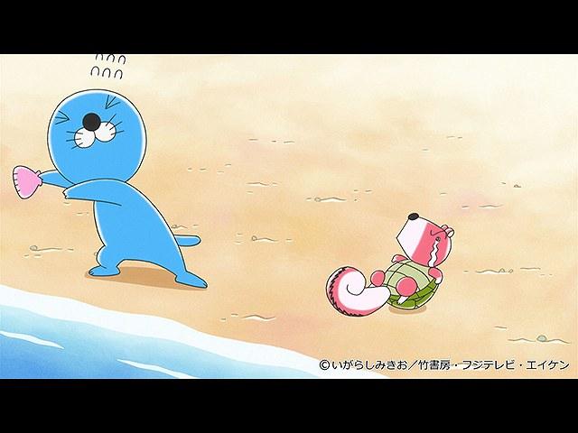 #173 2019/8/10放送 泳げ!シマリスくん