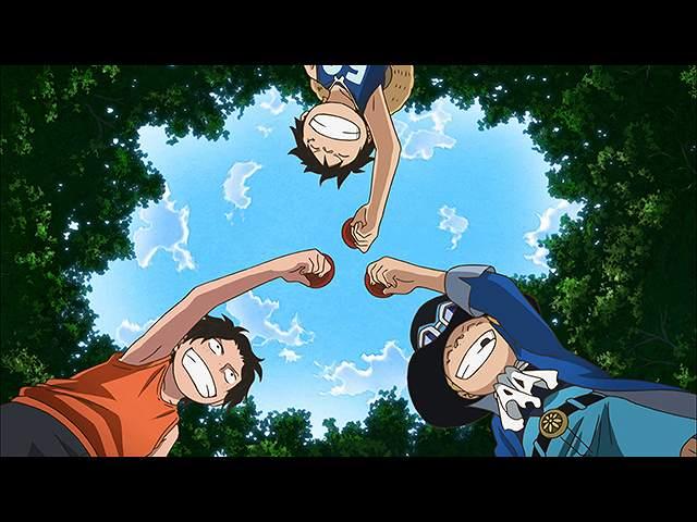 【無料】#3 3兄弟の絆