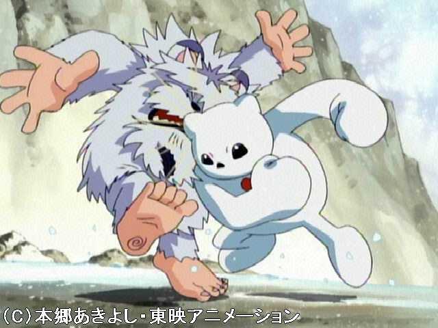 第9話 激突!冷凍デジモン