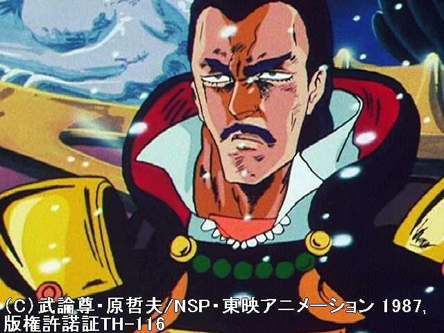 第127話 羅将ハン!お前は白き雪も紅に染める男!!