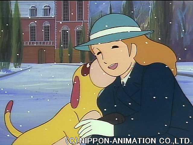 第50話 初雪の降った日