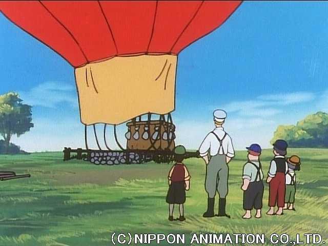 第36話 気球を直そう